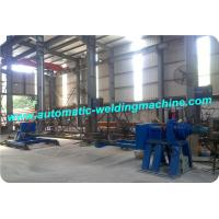 Tower Crane Type Rotating And Elevating Head Tail Stock Welding Positioner Manufactures