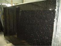 Black Galaxy Granite,Polished Black Granite Tile/Slab/Counter Tops,Black Galaxy Skirting,Wall Tile Manufactures