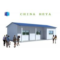 Precast Building Project Modern Prefabricated Houses 82 Square Meters 10.76m Length Manufactures