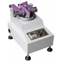 DIN Test Standard TABER Abrasion Tester , Leather Laboratory Equipment Manufactures