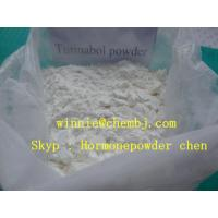 White crystalline powder 4-Chlorodehydromethyl testosterone turinabol 99% for male enhancement Manufactures