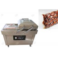 Food Grade Vacuum Food Packing Machine 118cm Open Height CE Certification Manufactures