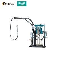 Buy cheap Manual Two Pump Sealant Spreading Machine For Insulating Glass 4L/Min from wholesalers