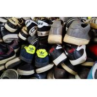 Chinese Used Clothing and Shoes Wholesale , Second Hand Men Sports Shoes Manufactures
