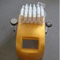 China Led Light Lipo Laser RF Skin Tightening Cavitation Slimming Machine For Home Use on sale