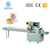 China Electric Bakery Packaging Equipment Sourdough Loaf Butter Flat Bread Packing on sale