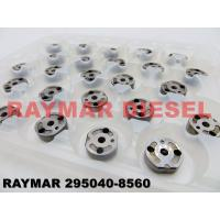 China DENSO diesel fuel injector orifice plate, control valve 295040-8560 For 095000-6310, 095000-6320, 095000-6480 on sale