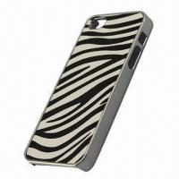 Leather Protective Case for iPhone 4, Easy to Insert and Remove Manufactures