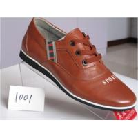 Leather Shoes (1001-4) Manufactures