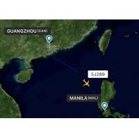 Economic Air Cargo Freight Forwarder China - Manila Airlines  Air Freight Delivery Manufactures