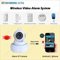 WIFI alarm home security system wireless with camera Manufactures
