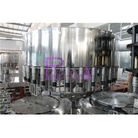 Quality PLC Control High Speed Automatic Water Filling Machine For Plastic / PET Bottle for sale