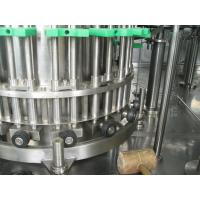 Large Automatic Pet Bottle Water Filling Machine , Drinking Water Production Line Manufactures
