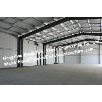 High Strength Prefabricated Industry Steel Building For Warehouse Workshop