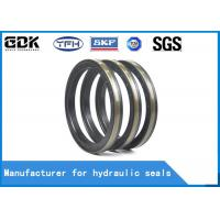China HUB Rubber Hydraulic Oil Seal Shaft Seals For Wheel Excavators Easy Installation on sale