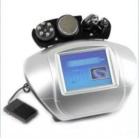 China Anti-Wrinkle RF Radio Frequency Skin Tightening Machine Home Use , Losing Weight on sale