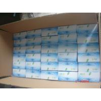 Baby Premium Soft 2 layer box facial tissue hygienic paper 100 pull Manufactures
