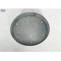 Customized Stainless Steel Wire Mesh Baskets with Perforated Mesh Hole Manufactures