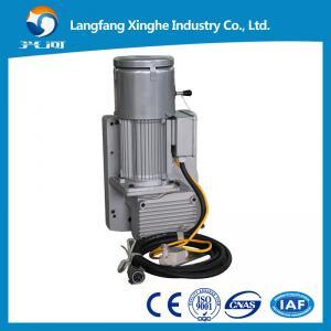 LTD63 / 80 HOIST aluminium alloy / Hot galvanized the working platform / washing machine / cradle Manufactures
