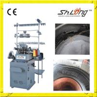 Buy cheap Shenglong single cylinder socks knitting machine(84N terry) from wholesalers