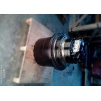Black Daewoo DH80-7 Excavator Final Drive With Gearbox TM09VC 87kgs travel Motor Manufactures