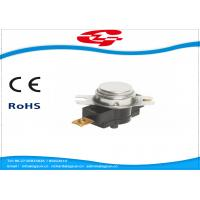 Microwave Oven Thermal Protector Ksd302 Bimetal Thermostat for Electric Water Pot Manufactures