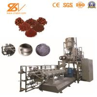 China Ornamental Fish Feed Processing Line BV CE Certificated Complete on sale