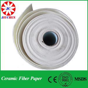 China JC-Paper Series 1400℃ ceramic fiber paper on sale
