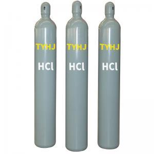 99.999% 5N HCL Industrial Gases Hydrogen Chloride Liquid Hydrochloric Gas Manufactures