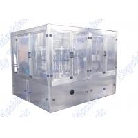 2.2KW Bottled Water Filling Machine 16 Pieces Heads 7000BPH for 500ml Manufactures