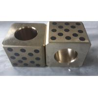 JDB-P Flat guide bar, Bronze with solid lubricant plate,oiles guide plate self lubricating plate JSP WEAR PLATE Manufactures