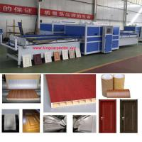 highest quality industrial membrane presses for thermolaminating and 3D laminating Manufactures