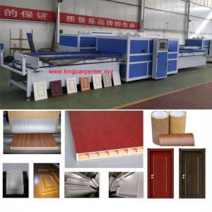 Membrane Thermofoil Press 3D Smart Press Manufactures