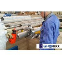 Burr Free Electric Cold Pipe Cutting And Beveling Machine Lightweight 0.08 Mm/r Feed Manufactures