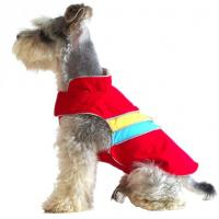 China New Pet Dog Coat 100% Cotton Five Colors 30 Pcs / Lot drop shipping on sale