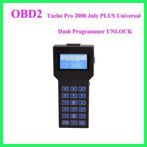 Tacho Pro 2008 July PLUS Universal Dash Programmer UNLOCK Manufactures