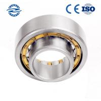 SKF FAG Standard Low Noise NJ209 Cylindrical Roller Bearing Oil / Grease Lubrication Manufactures