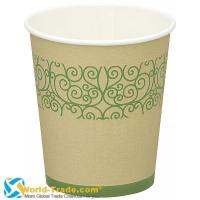 China single side pe coated paper cup blank on sale