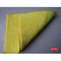 Dual Sided Microfiber Dish Cleaning Sponge (XQK-C019) Manufactures