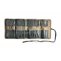 Professional Makeup Brush Holder Cosmetic Bag Travel Portable 27 Pockets Beauty Tools Manufactures