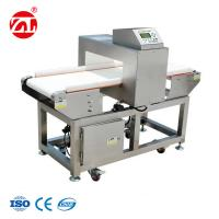 Metal Detector For Various Food , Plastics Recycling , Chemical Rubber And Medical Drugs Manufactures
