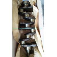 China 4tnv94 Forged Steel Crankshaft Main Bearing , Marine Diesel Engine Crankshaft on sale