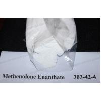 Anti Aging Anabolic Steroid Powder Methenolone Enanthate for Bodybuilding Manufactures