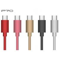 China IPRO 2.1A Usb Data Mobile Charger USB Cable ECO TPE+ Injection 3.0mm OD on sale