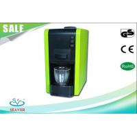 China Green High Pressure Coffee Maker Dolce Gusto With Detachable Water Reservoir on sale
