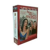China How I Met Your Mother complete dvd boxset season 1-4 25 dvd boxset,$59.50,www.hi51.us,freeshipping on sale