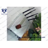 Quality 40 Meter Range Cover Cell Phone Mobile Phone Signal Jammer for sale
