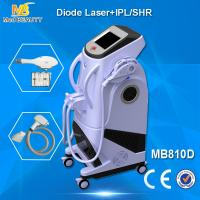 China High Power Diode Laser Hair Removal Machine 808nm Womens Beauty Device on sale
