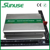 China 2500W Battery Powered Modified Sine Wave Inverter 12v 220v For Home / Office on sale