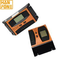 PWM 10A Solar Power Controller Auto Recognize 12V 24V 48V Solar Panel Charge Controller Manufactures